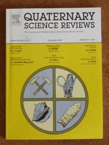 Lingua Terrae Books Quaternary Science Reviews
