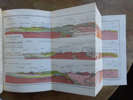 Lingua Terrae Books Geology Alps