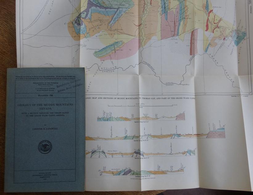 lingua terrae books geology usa